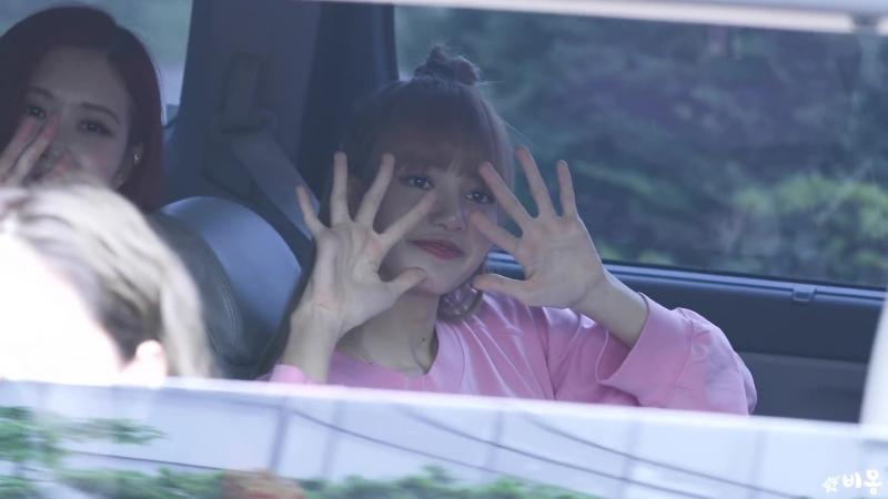 180627 BLACKPINK @ after MBC FM4U Kim Shin Young Hope Song at Noon Radio