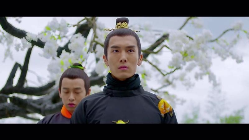 (OST Легенда о возвышении жены наследного принца) Цуй Цзыгэ и Шэн Илунь - Тоскую, не могу сказать