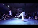 Hype Dance Battle 2018   Hip Hop Pro 1/8 Final   Shaman vs Chizone