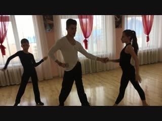 Агванян Сергей и Мажова Дарья в ТСК