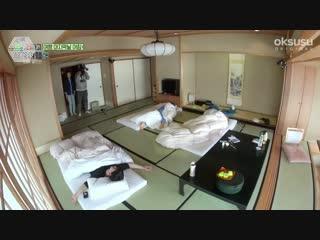 [РУСС. САБ] 180711 EXO-CBX @ Travel The World on EXO's Ladder in Japan\Кругосветное путешествие по EXO-лестнице Episode 38