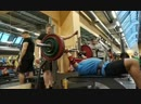 Жим 145 кг