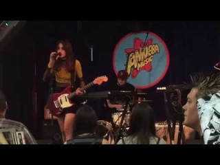 "Theresa Wayman TT live ""I've Been Fine"" @ Amoeba Music Hollywood July 10, 2018"