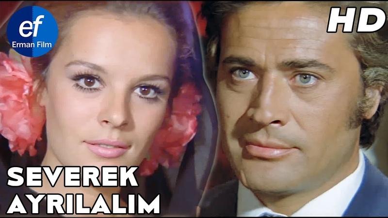 Severek Ayrılalım (1971) - HD RESTORASYONLU - Cüneyt Arkın Hülya Koçyiğit
