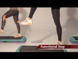 Курс Functional Step & Cardio Moves — Школа фитнеса Варвары Медведевой