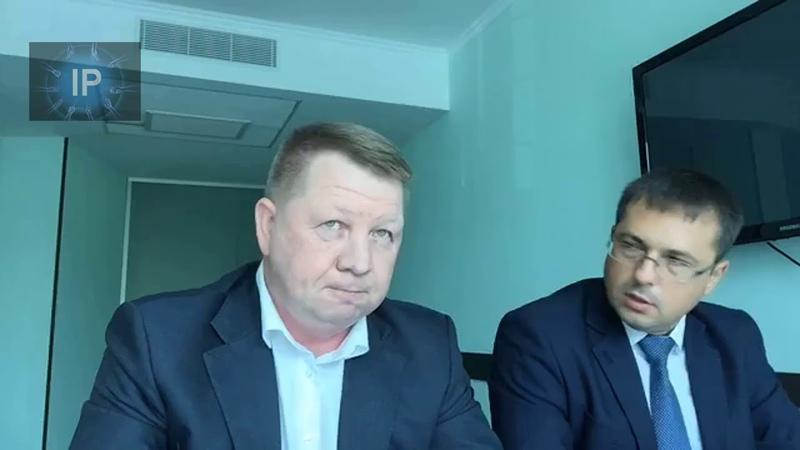 Допрос экс-начальника Службы безопасности Президента Украины Константина Кобзаря Часть 1