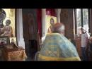 Заупокойная лития, 13.09.2018 г., храм в честь св. Луки Крымского военного госпиталя, г. Рязань, 13.09.2018 г.