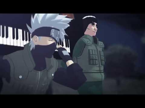 Helico [MMD Naruto] Kakashi and Guy
