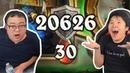 THIS DECK GAVE US *20,000* ARMOR?!   Ice Cream Shaman   Rastakhan's Rumble   Hearthstone