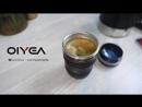 Объектив объектива для самообучения EF 24 105mm Thermos Travel Tea Coffee Mug