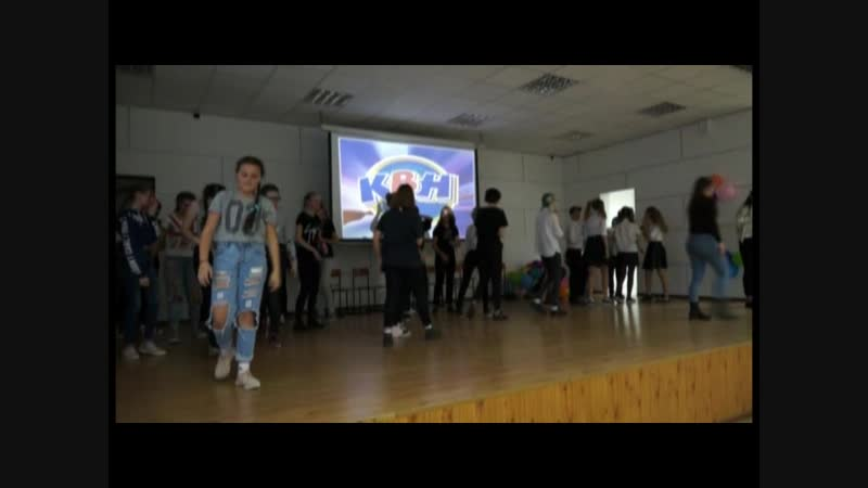 лигаКВН Боготол КВН школа3
