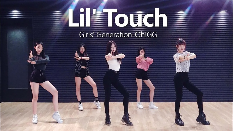 Girls' Generation Oh GG 소녀시대 Oh GG 몰랐니 Lil' Touch PANIA cover dance Directed by dsomeb