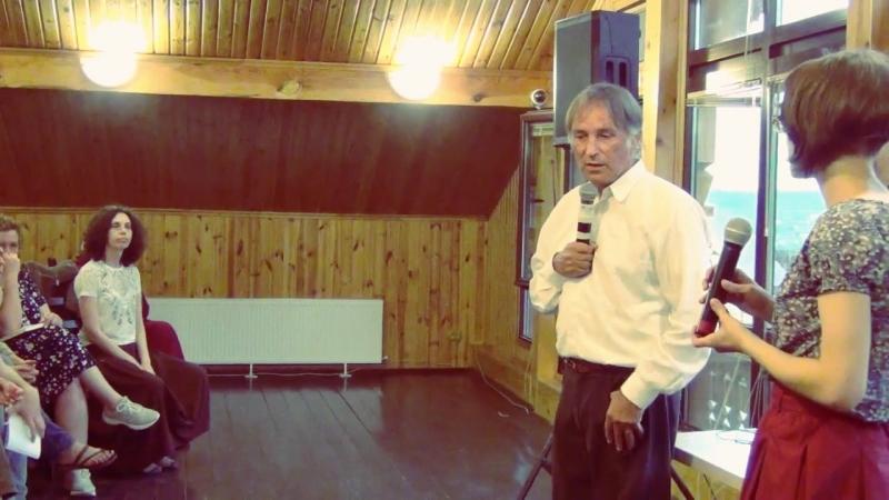 Открытая встреча с Марко Погачником, 18 мая 2018 года