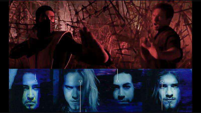 FEAR FACTORY - Zero Signal (Album Demanufacture 1995) from OST Mortal Kombat 1995.