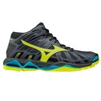 5c86b3eb Мужские кроссовки волейбольные MIZUNO V1GA1817 47 WAVE TORNADO X2 MID