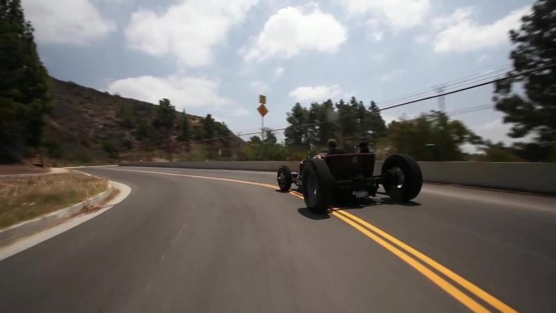 Гонка [3 серия, 1 сезон] (Drive on NBCSN) озвучено GreenРай