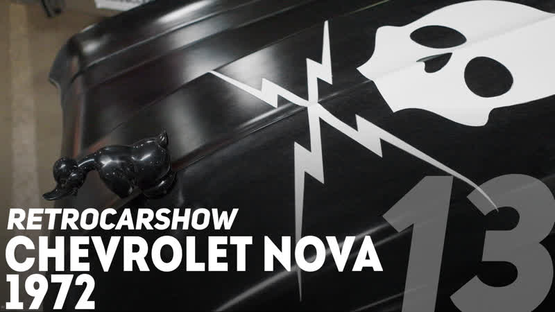 RetroCarShow 13 Chevrolet Nova 1972