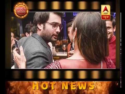 Вивиан Дсена и Драшти Дхами(герои сериала Мадхубала)встретились на свадьбе Рубины