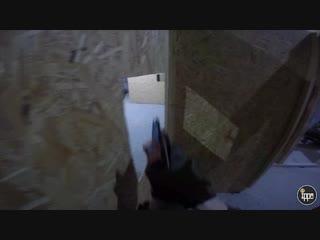 Airsoft frag movie