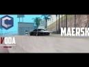 Audi R8 4K Car Maersk Installation Voda