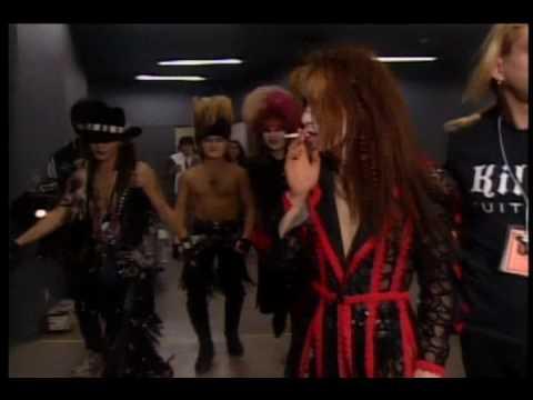 X JAPAN 「Say Anything 」日本語訳詞 PV mix