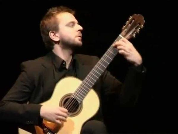 Marcin Dylla: J.Rodrigo - Tres piezas espanolas