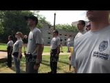 Полицейская академия тестирует кадетов на невозмутимость при помощи резиновой утки