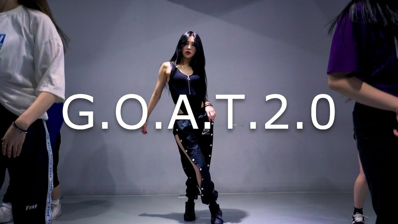 Eric Bellinger - G.O.A.T. ft. Aroc | HAEUN KIM choreography | Prepix Dance Studio