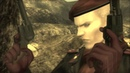 Metal Gear Solid 3 Snake Eater Ocelot Gun Twirling