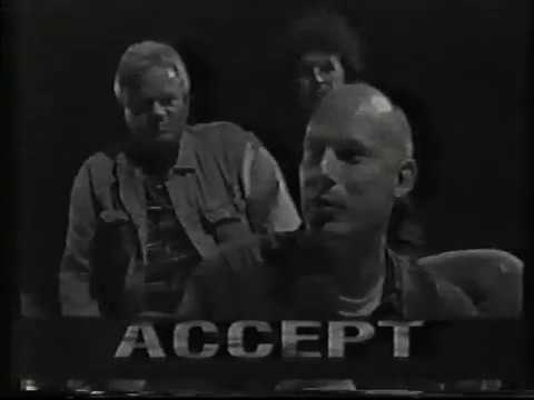 Accept - interview, Udo Dirkschneider - Wolf Hoffmann - Peter Baltes 1996