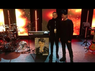 С Gary Numan