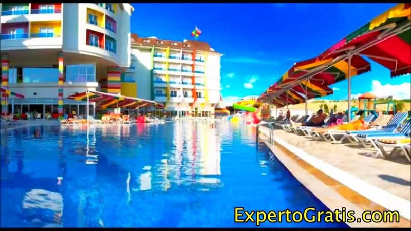 Ramada Resort Side All Inclusive, Side, Turkey