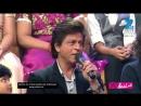 Shah Rukh khan and Vaishnav Girish - Zalima. Sa Re Ga Ma Pa Lil Champs 06.08.2017