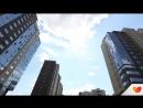 Тест-драйв квартиры в ЖК «Ньютон». Двор жилого комплекса