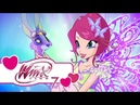 Winx Club Serie 7 Episodio 12 L'animale fatato di Tecna Clip