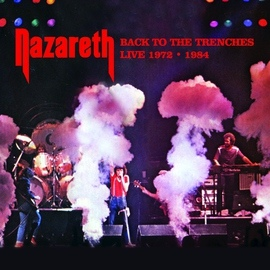 Nazareth альбом Back to the Trenches (Recorded Live In Concert!)