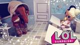 Мультик лол школа ♥♡ Школьный класс и парты для куколок лол своими руками