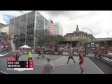 FIBA 3x3 World Tour 2018: Saskatoon - 1/4 FINAL - Novi Sad VS. Old Montreal (22-07-2018)