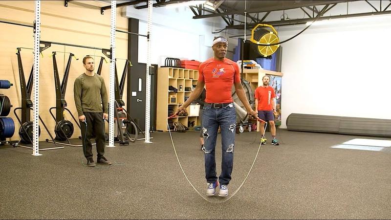 The CrossFit Workshop: Jump Rope - Wrist Rotations