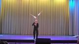 Богдан Самаров - выступление на соревнованиях IRC Eurasia в Санкт-Петербурге