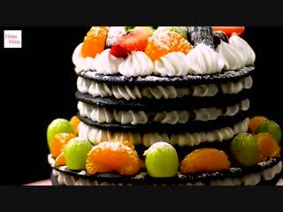 Орео торт   Больше рецептов на странице Домашние торты