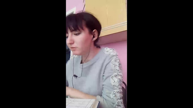 Алиса Нагорная - Live