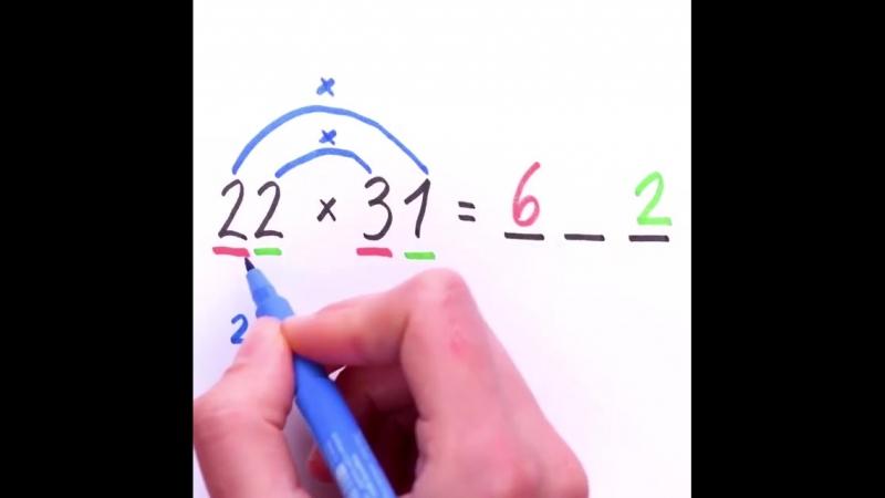 Математические лайфхаки часть 1