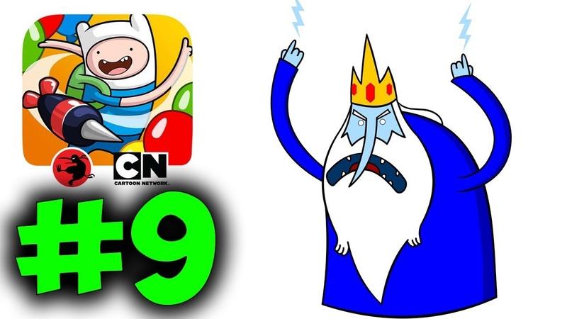Прохождение Bloons Adventure Time TD - Часть 9. Реально сложная игра (Android, iOS)