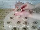 Завтрак • Постные вареники с грибами и картошкой