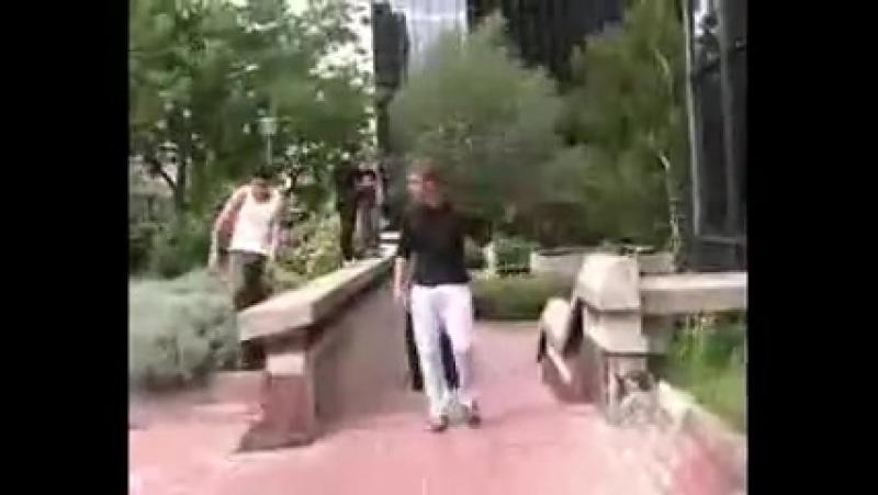 YouTube - Journee EIV parkourday 1juillet2007