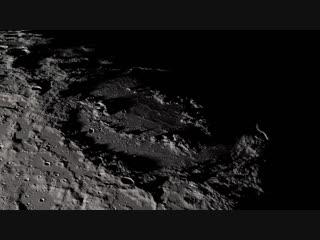 Луна и её удивительная поверхность.