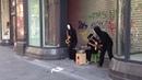 Уличные музыканты Антверпен · coub коуб