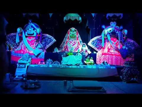 Шрипад БВ Шридхар Махарадж Мангала арати 17 02 2019 Бароут