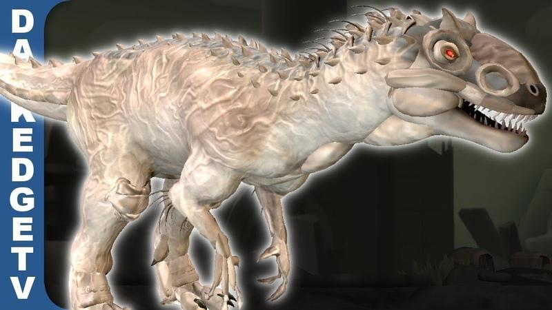 Spore - Indominus Rex - My Best One Yet!